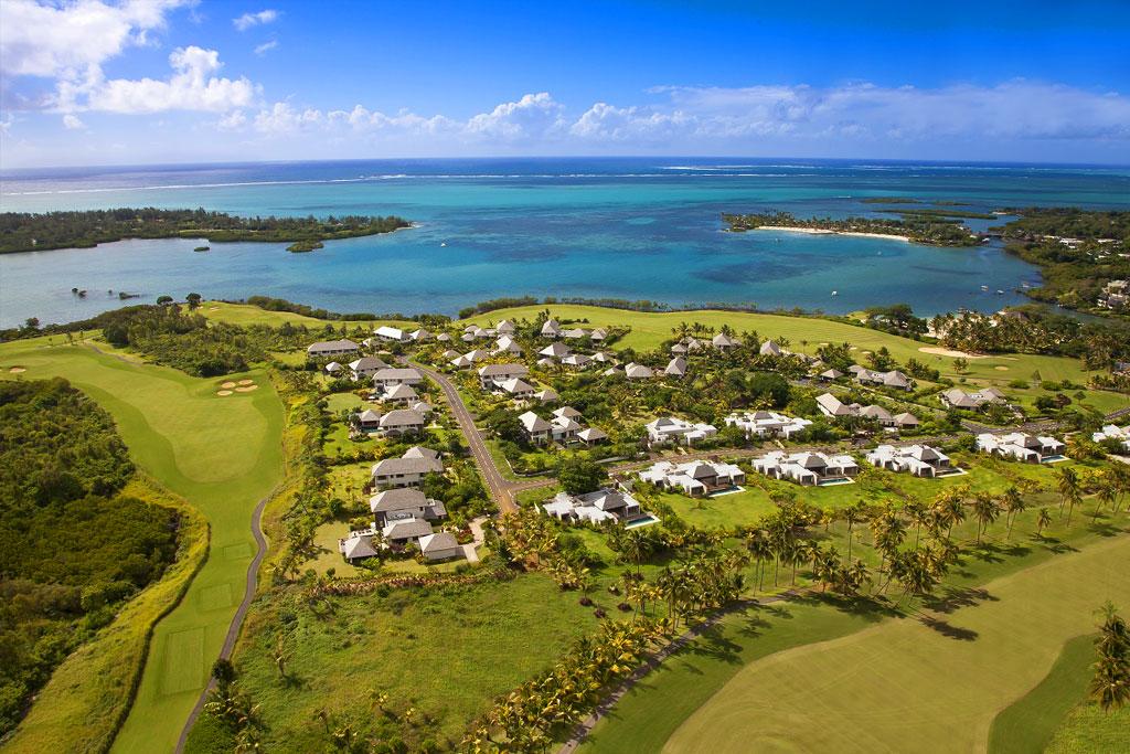 Anahita Golf Spa Resort : ile Maurice