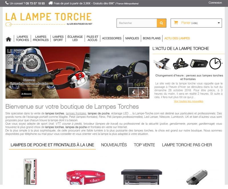 Image lampe torche