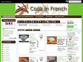 Cook in French