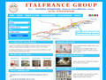 Italfrance group  Agence immobiliere cote d'azur