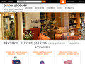 olivier jacques maroquinerie - bagages - accessoires
