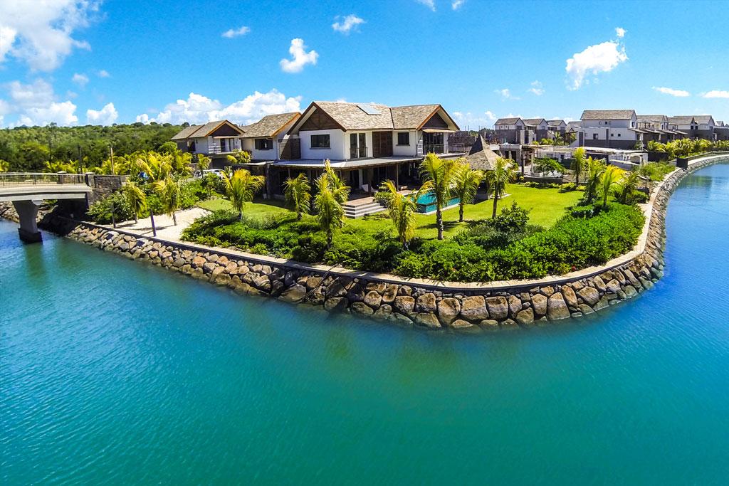 La Balise Marina : Ile Maurice