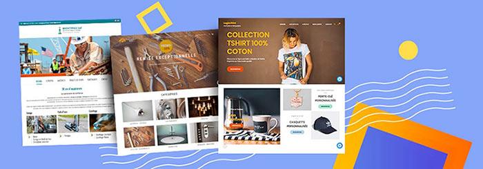 création site web madagascar france la reunion suisse